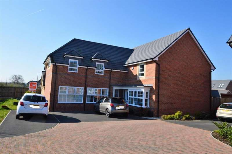 5 Bedrooms Detached House for sale in Woodpecker Close, East Leake
