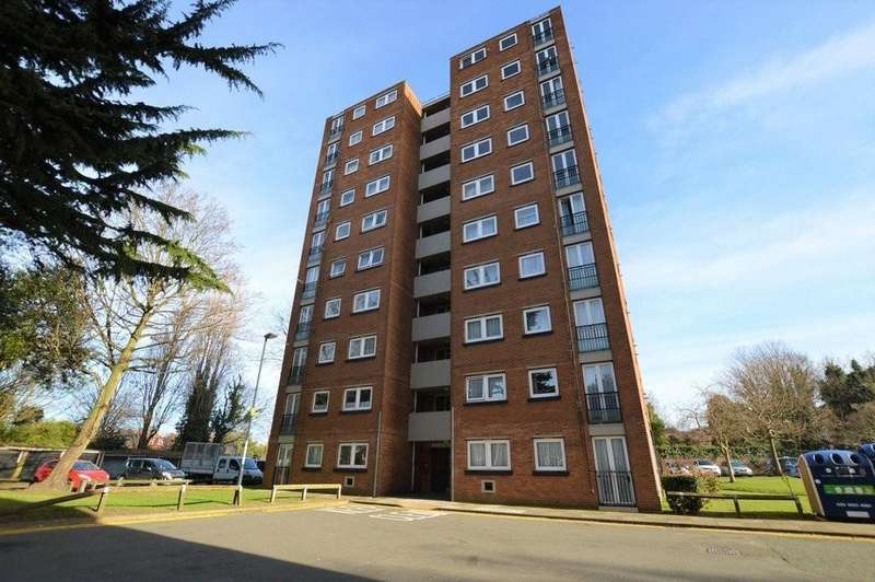 2 Bedrooms Apartment Flat for sale in Sowerby Close, Eltham SE9