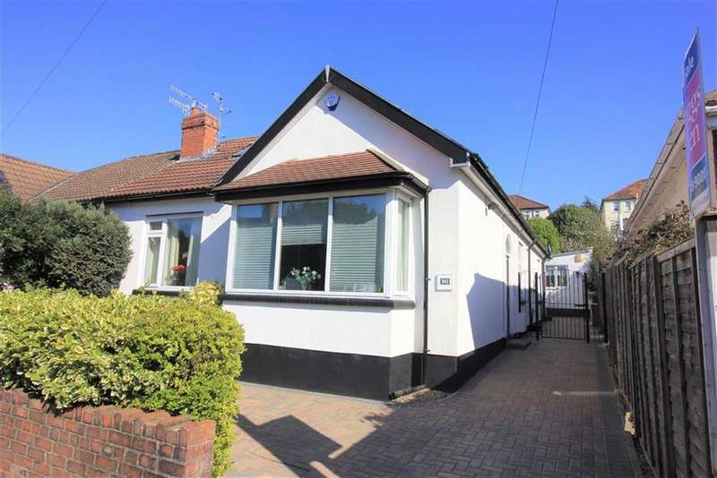 3 Bedrooms Semi Detached Bungalow for sale in Park Grove, Henleaze, Bristol