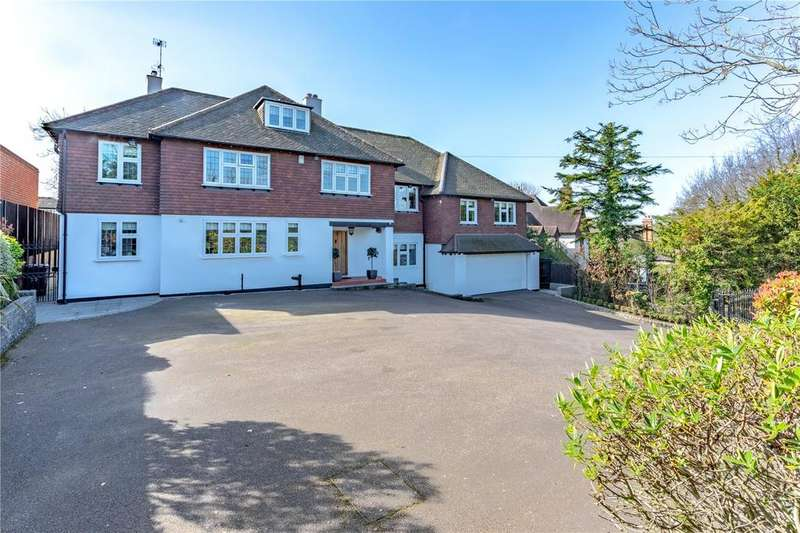 6 Bedrooms Detached House for sale in Traps Hill, Loughton, Essex, IG10