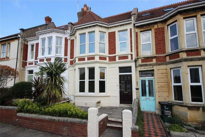 3 Bedrooms Terraced House for sale in Halsbury Road, Westbury Park, Bristol, BS6