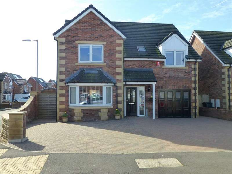 4 Bedrooms Detached House for sale in 12 Empire Way, Gretna, Dumfries and Galloway