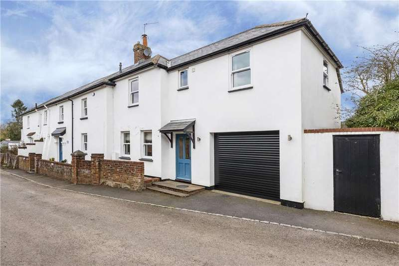 4 Bedrooms Semi Detached House for sale in High Street, Manton, Marlborough, Wiltshire, SN8