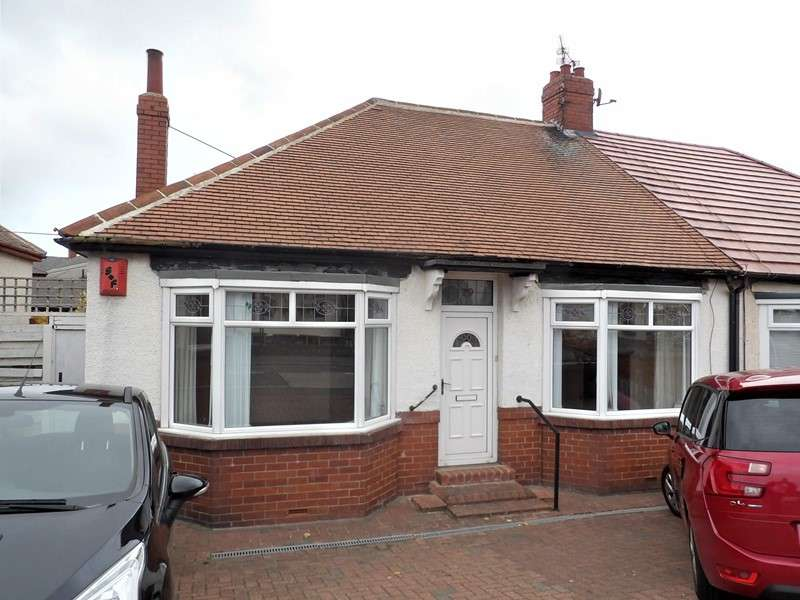 3 Bedrooms Bungalow for sale in Highfield Road, Coastal, South Shields, Tyne and Wear, NE34 6HG