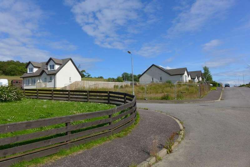 4 Bedrooms Detached Villa House for sale in New builds Fernoch Crescent, Lochgilphead, PA31 8AE