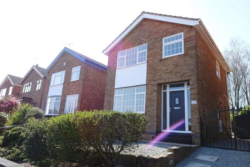 3 Bedrooms Detached House for sale in Broadway, Ilkeston