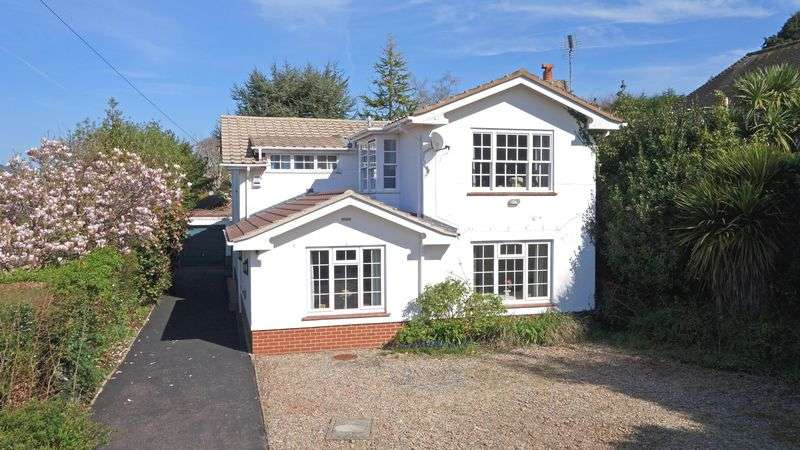 5 Bedrooms Property for sale in Redwood Road, Sidmouth
