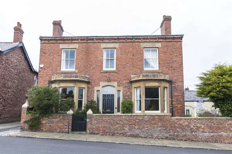 5 Bedrooms Detached House for sale in 'Lulworth', Greta Street, Saltburn-by-the-Sea, TS12 1LS