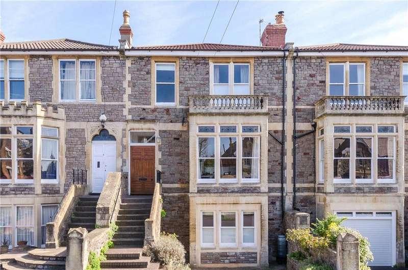 4 Bedrooms Terraced House for sale in Rockleaze Avenue, Bristol, BS9
