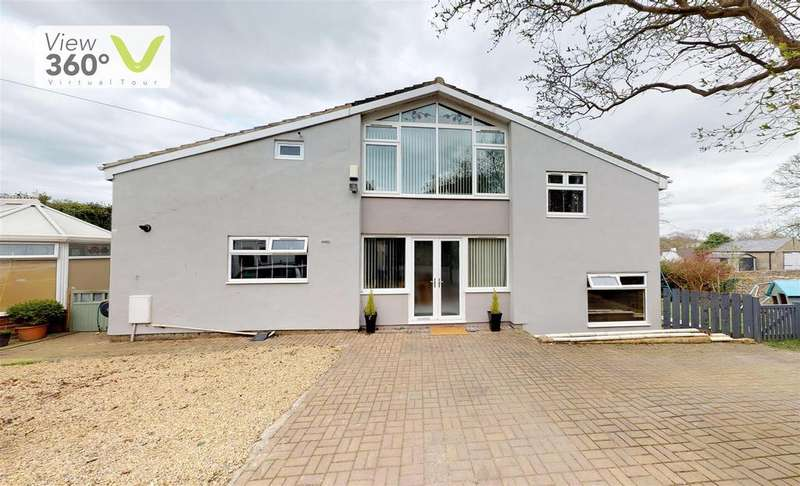 5 Bedrooms Detached House for sale in Church Street, Bishop Middleham, County Durham