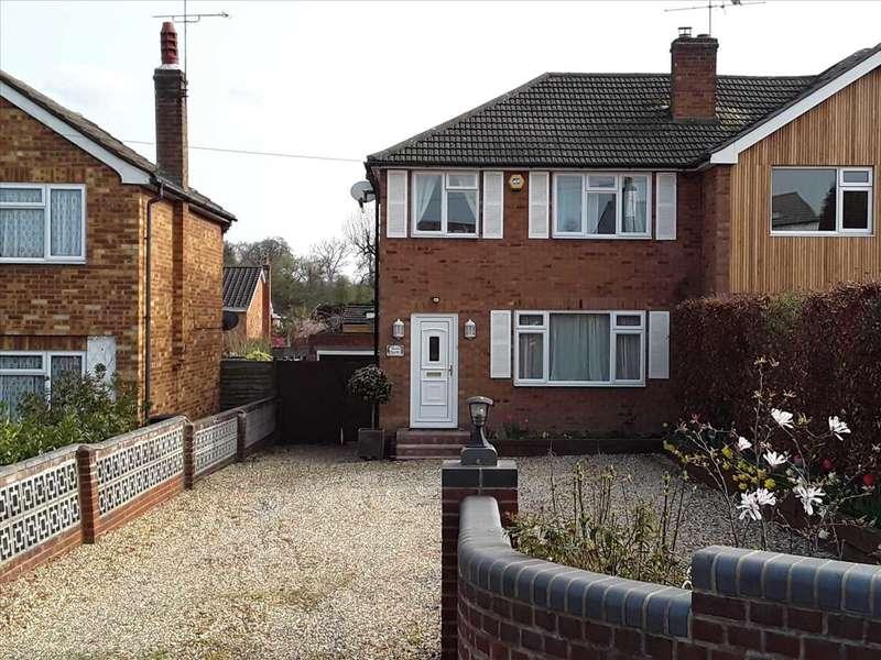 3 Bedrooms Semi Detached House for sale in Buena Suerte, Forest Road, Binfield, Berkshire