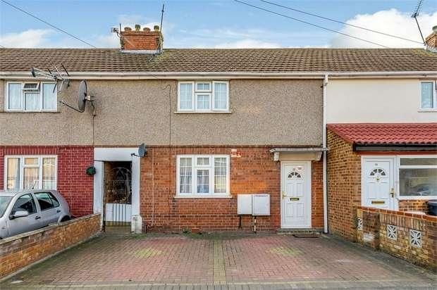 3 Bedrooms Terraced House for sale in Beaumont Road, Slough, Berkshire