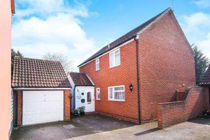 4 Bedrooms Detached House for sale in Burnham Road, Southminster, Essex