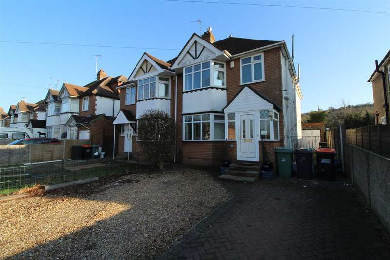 3 Bedrooms Semi Detached House for sale in Jeans Way, Dunstable