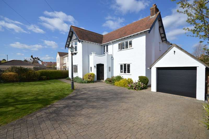 5 Bedrooms Detached House for sale in Grange Road, Saltford, BS31