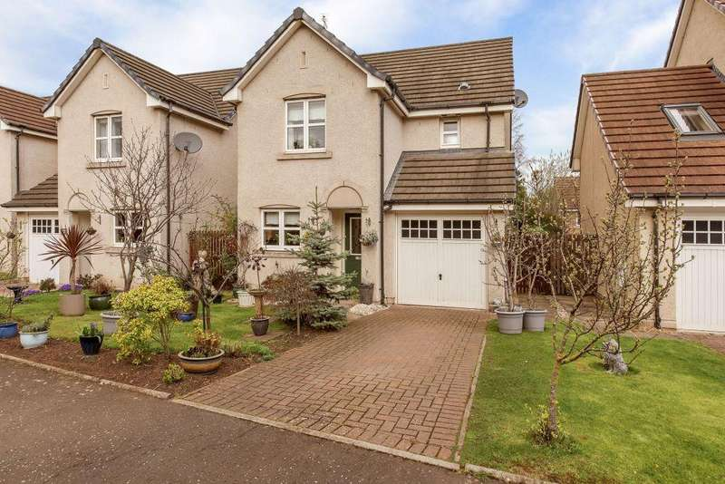 3 Bedrooms Detached House for sale in 33 Muirfield Road, Dunbar, EH42 1GQ