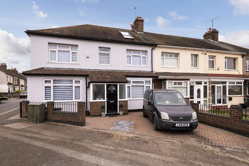 6 Bedrooms End Of Terrace House for sale in Heron Hill, Upper Belvedere, Kent, DA17