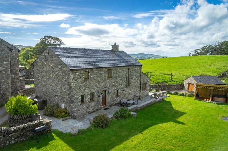 5 Bedrooms Detached House for sale in Barn Court Cottage, Grayrigg, Kendal, Cumbria