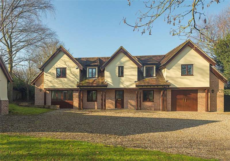 6 Bedrooms Detached House for sale in Middle Street, Thriplow, Royston, Hertfordshire, SG8