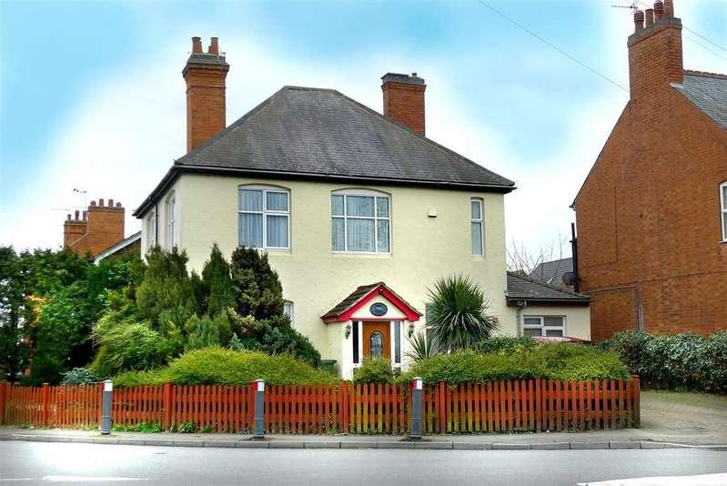 5 Bedrooms Detached House for sale in Desford Road, Kirby Muxloe