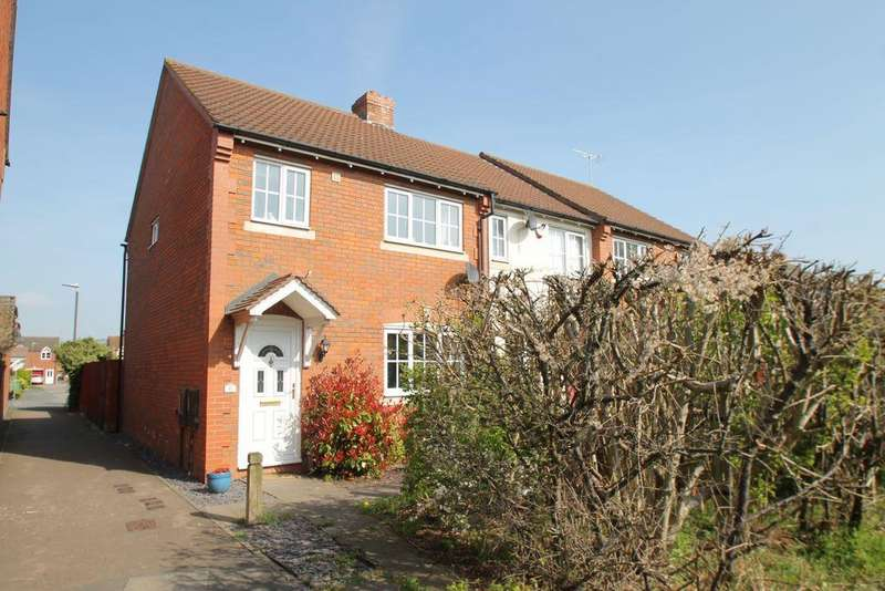 3 Bedrooms End Of Terrace House for sale in Longtown Road, Walton Cardiff, Tewkesbury