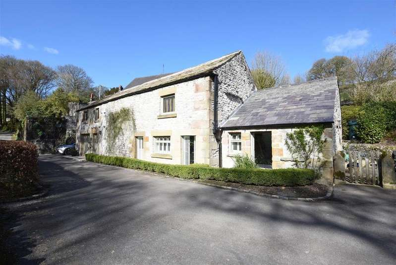 4 Bedrooms Barn Conversion Character Property for sale in Earl Sterndale, Buxton