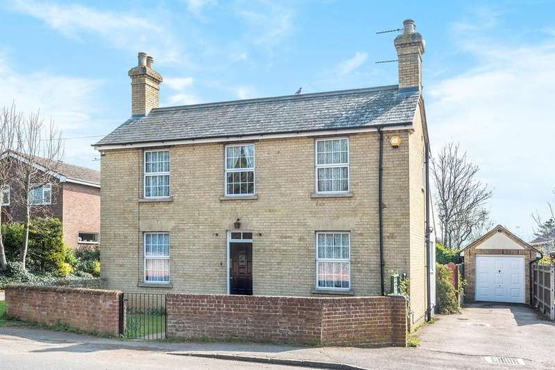 3 Bedrooms Detached House for sale in Greenway, Campton, SG17