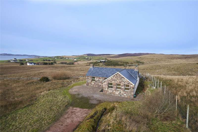 2 Bedrooms Detached House for sale in Tigh Na Clach, 1 Culconich, Aultbea, Achnasheen, Ross-Shire, IV22