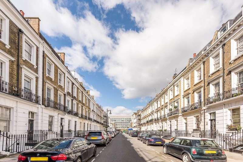 5 Bedrooms House for sale in Cambridge Street, Pimlico, SW1V