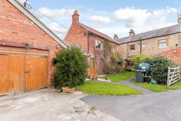 6 Bedrooms Detached House for sale in High Row, Scorton, Richmond, North Yorkshire