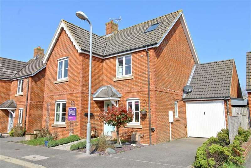 5 Bedrooms Detached House for sale in Maple Fields, Seaford, East Sussex