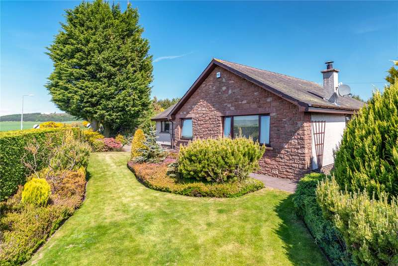 4 Bedrooms Detached Bungalow for sale in Aultbea, Kirkbuddo, Forfar, Angus, DD8
