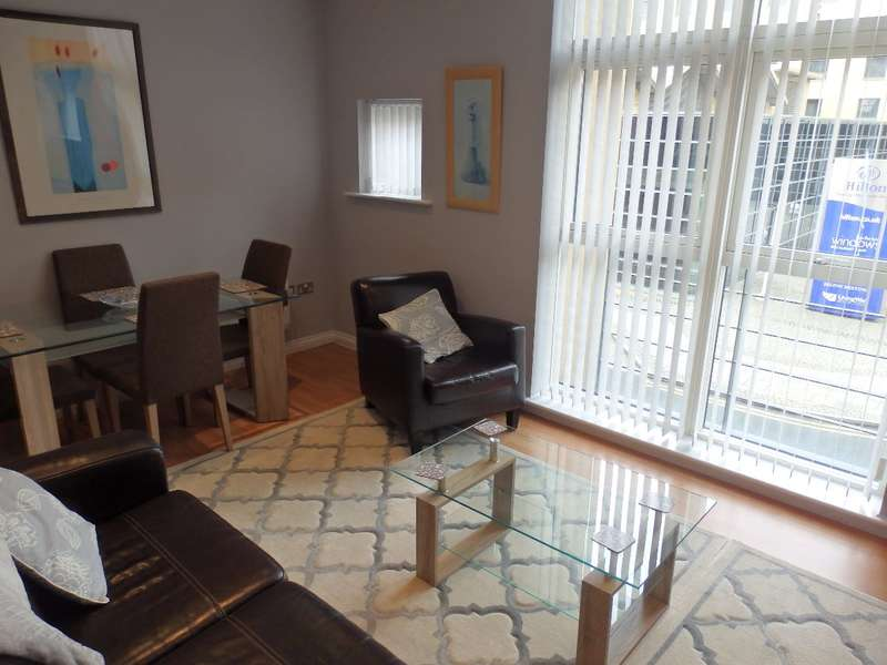 2 Bedrooms Apartment Flat for rent in Gateshead Quayside