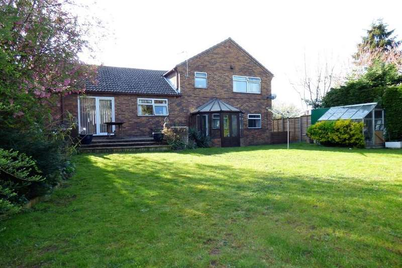 4 Bedrooms Detached House for sale in Wings Road, Lakenheath