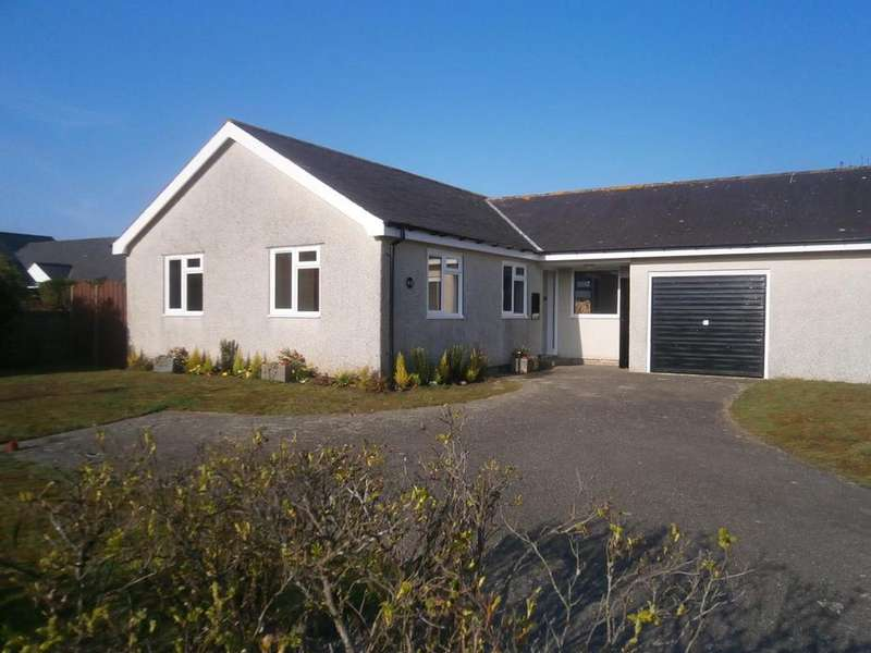 3 Bedrooms Detached Bungalow for sale in Ty Canol, Harlech