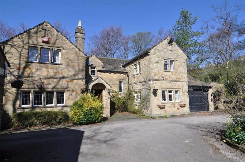 5 Bedrooms Detached House for sale in Western Avenue, Riddlesden, Keighley