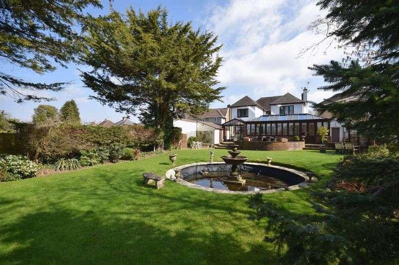 4 Bedrooms Property for sale in Two Chimneys, Island Farm Road, Bridgend
