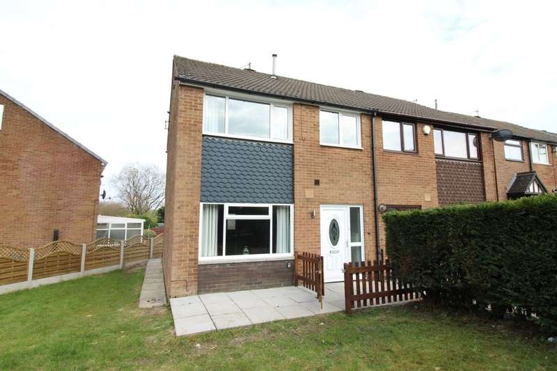 3 Bedrooms Property for sale in Hawthorn Crescent, Tottington, Bury, BL8