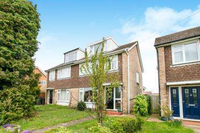 4 Bedrooms Semi Detached House for sale in Steppingley Road, Flitwick, Beds, Bedfordshire