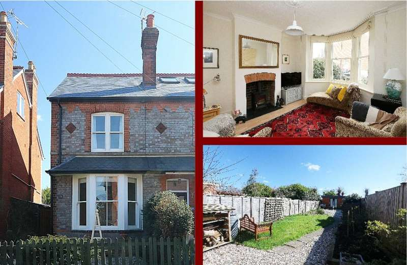 3 Bedrooms Semi Detached House for sale in Thames Avenue, Pangbourne