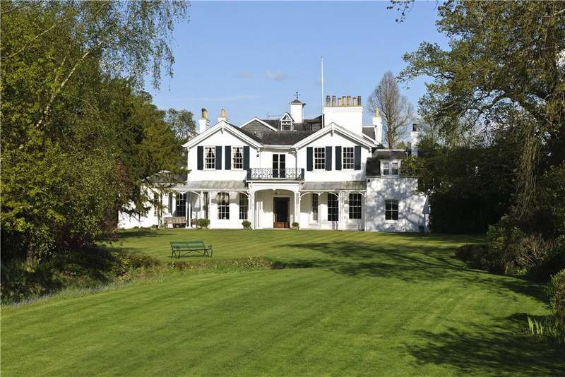 8 Bedrooms Detached House for sale in The Green, Langton Green, Tunbridge Wells, Kent, TN3