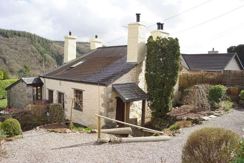 3 Bedrooms Detached House for sale in Gunnislake - Delightful Cottage with Stunning Views