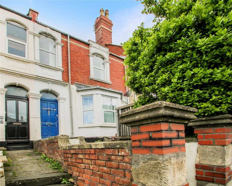 2 Bedrooms Maisonette Flat for sale in Wells Road, Knowle, BRISTOL, BS4