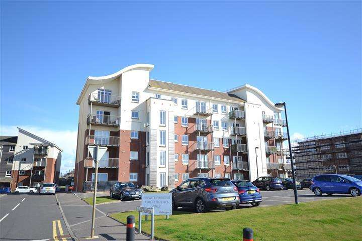 4 Bedrooms Penthouse Flat for sale in 9H Glenford Place, Ayr, KA7 1LB