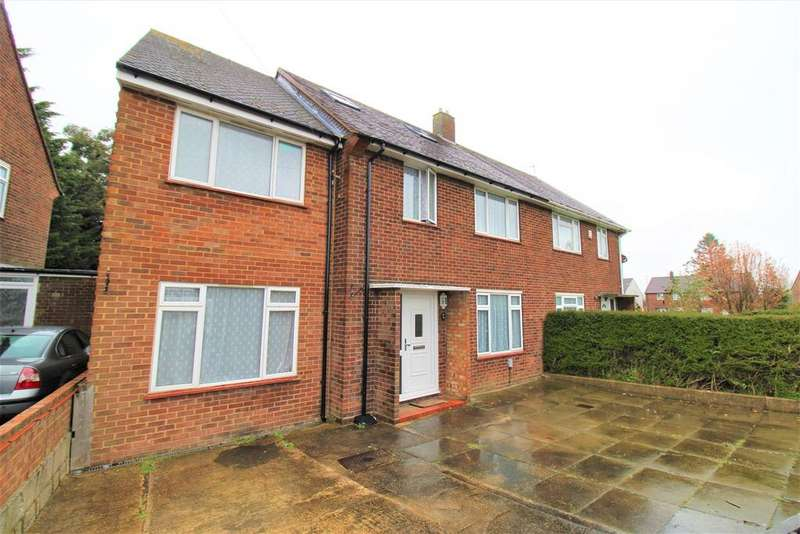 5 Bedrooms House for sale in Rotherham Avenue, Luton