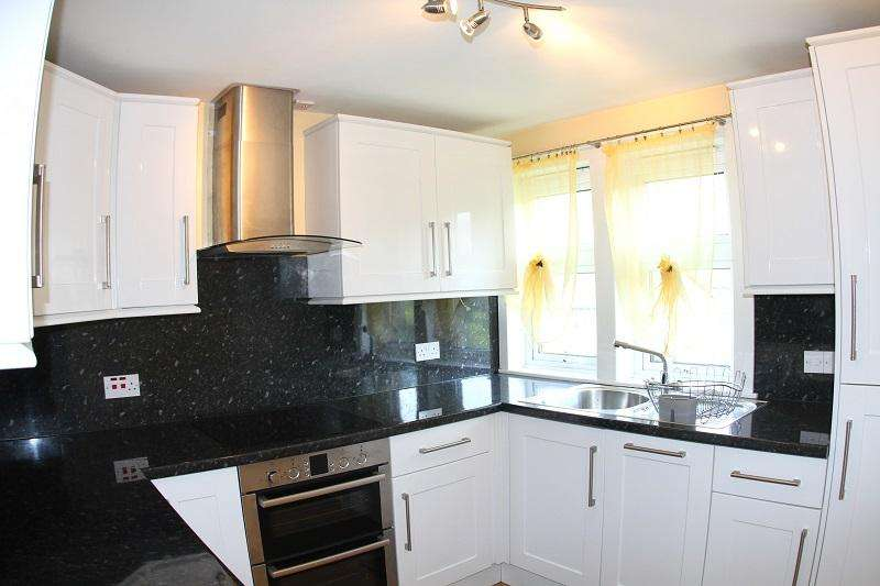 2 Bedrooms Flat for sale in 3G Church Terrace, Tarbert, Argyll PA29 6UR