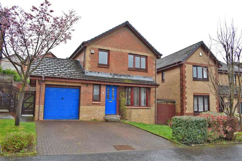 3 Bedrooms Detached Villa House for sale in 6 Steading Drive, Bonhill, G83 9EB