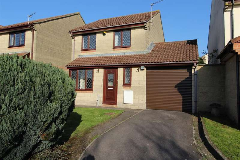 3 Bedrooms Detached House for sale in Staunton Fields, Whitchurch, Bristol, BS14 0QD