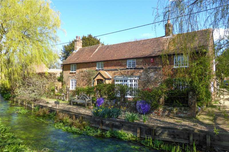 5 Bedrooms Detached House for sale in Rockbourne, Fordingbridge, Hampshire, SP6