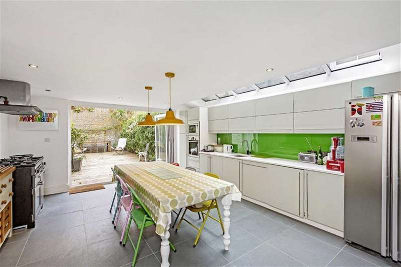 4 Bedrooms Terraced House for sale in Kay Road, Clapham, London